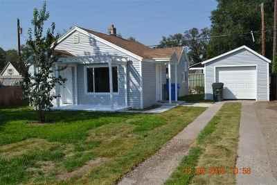 Pocatello Single Family Home For Sale: 565 Jefferson