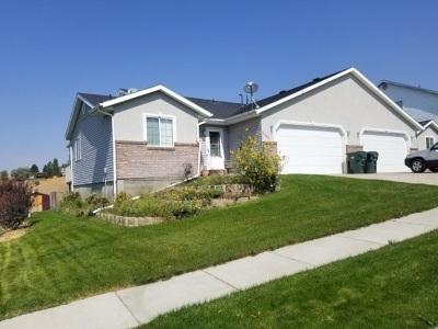 Pocatello Single Family Home For Sale: 2500 Birdie Thompson