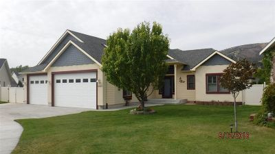 Pocatello Single Family Home For Sale: 6042 Flint Circle
