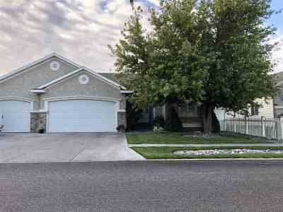Chubbuck Single Family Home For Sale: 753 Redman