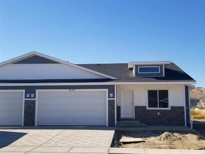 Chubbuck Single Family Home For Sale: 1063 Pinewood