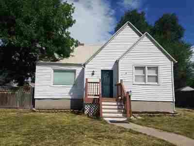 Pocatello Single Family Home For Sale: 1118 N Garfield