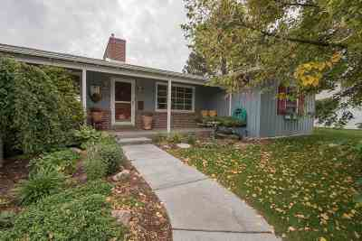 Pocatello Single Family Home For Sale: 224 Valleyview Drive