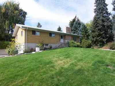 Pocatello Single Family Home For Sale: 1131 N Lincoln