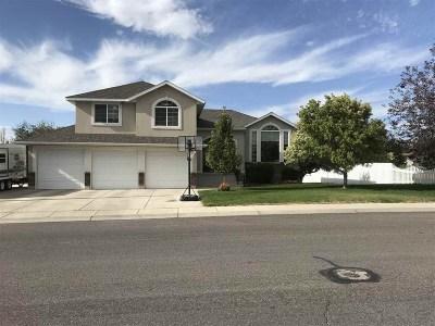 Chubbuck Single Family Home For Sale: 838 Washburn