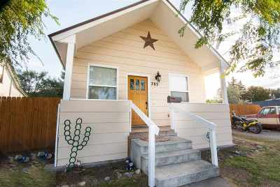Pocatello Single Family Home For Sale: 703 S Hayes