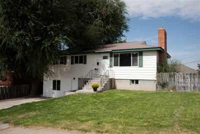 Pocatello Single Family Home For Sale: 1451 Spaulding