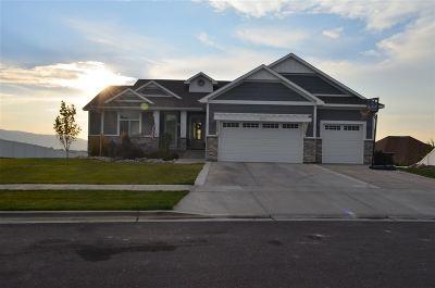 Pocatello Single Family Home For Sale: 1377 Stoneridge Drive