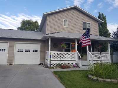Chubbuck Single Family Home For Sale: 903 Ryan