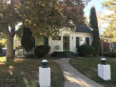Pocatello Single Family Home For Sale: 141 N Johnson