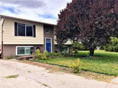 Pocatello Single Family Home For Sale: 307 Kurtwood