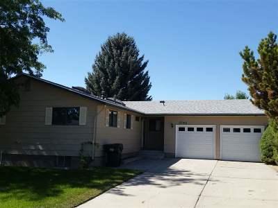 Pocatello Single Family Home For Sale: 3745 Cardinal