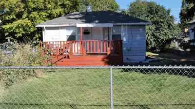 Pocatello ID Single Family Home For Sale: $115,000