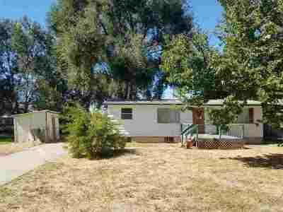 Pocatello ID Single Family Home For Sale: $109,000