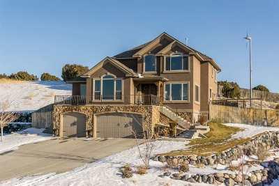 Pocatello Single Family Home For Sale: 466 Vista Dr