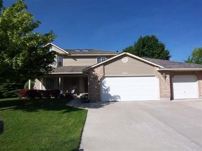 Pocatello ID Single Family Home For Sale: $269,900