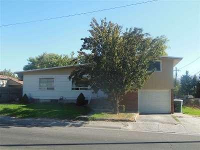 Pocatello ID Single Family Home For Sale: $147,500