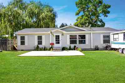 McCammon ID Single Family Home For Sale: $119,900