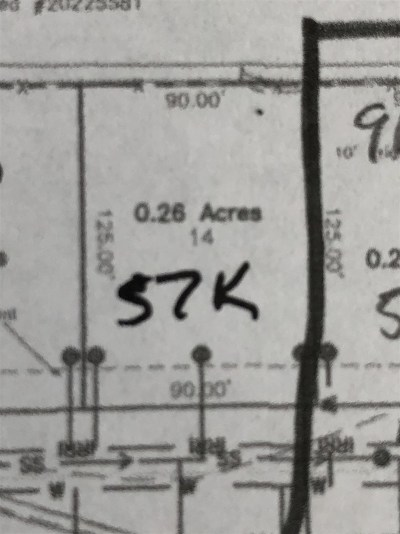 Chubbuck Residential Lots & Land For Sale: The Grove Lot 14 Block 3