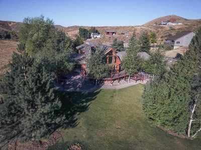 Pocatello Single Family Home For Sale: 5777 W Buckskin Road