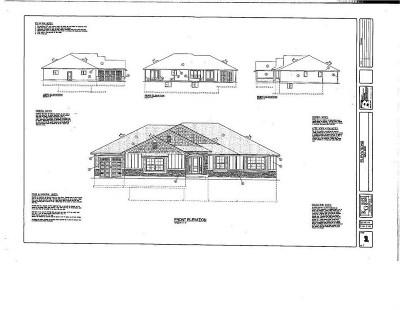 Pocatello Single Family Home For Sale: Lot 3 Ridgeview Estates