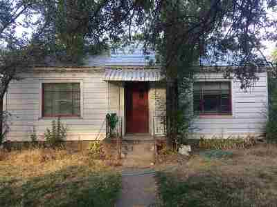 Pocatello ID Single Family Home For Sale: $140,000