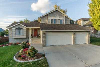 Pocatello Single Family Home For Sale: 2936 Butte