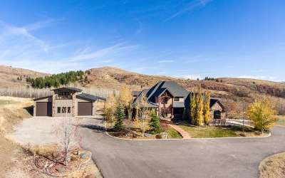 Pocatello Single Family Home For Sale: 8188 Mountain Meadows Dr.