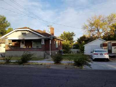 Pocatello Single Family Home For Sale: 428 W Young