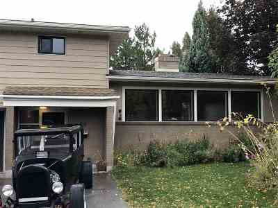 Pocatello ID Single Family Home For Sale: $199,900