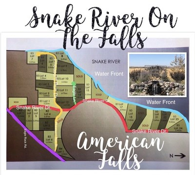 American Falls Residential Lots & Land For Sale: Lot 9 Block 3