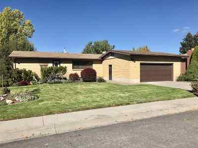 Pocatello ID Single Family Home For Sale: $245,000