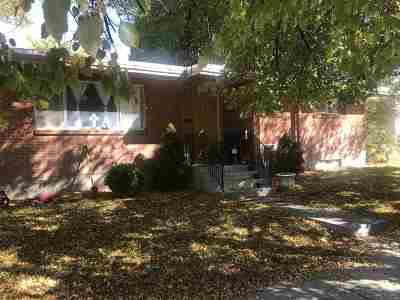Pocatello Single Family Home For Sale: 256 N 13th