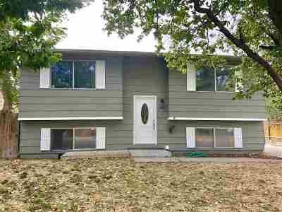 Pocatello ID Single Family Home For Sale: $150,000