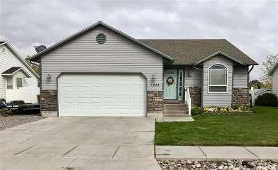 Chubbuck Single Family Home For Sale: 1022 Sawtooth St
