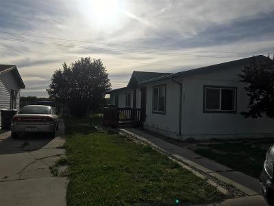 Pocatello Single Family Home For Sale: 4285 W Arizona