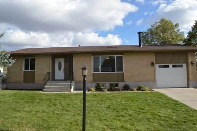 Pocatello ID Single Family Home For Sale: $209,900