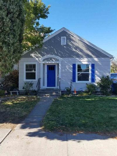 Pocatello ID Single Family Home For Sale: $105,000
