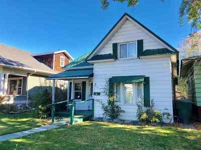 Pocatello ID Single Family Home For Sale: $74,900