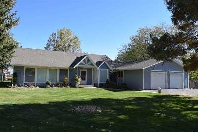 Pocatello ID Single Family Home For Sale: $284,900