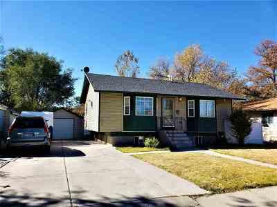 Pocatello ID Multi Family Home For Sale: $155,000
