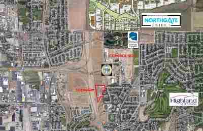 Pocatello Residential Lots & Land For Sale: Nna Saratoga St