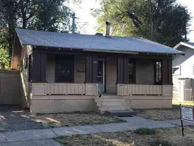 Pocatello Single Family Home For Sale: 915 W Lander