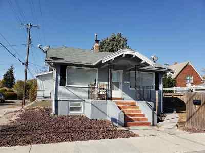 Pocatello Multi Family Home For Sale: 628 W Custer