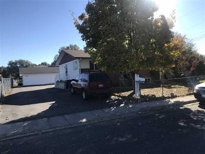 Pocatello Multi Family Home For Sale: 1230 Pershing