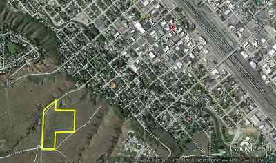 Pocatello Residential Lots & Land For Sale: Nna W Clark