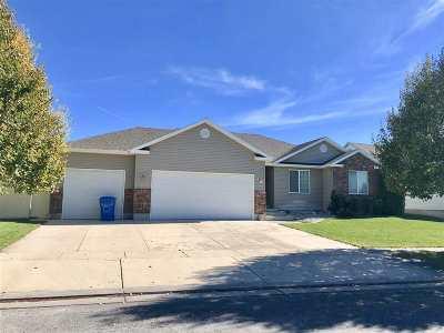 Pocatello Single Family Home For Sale: 2400 Coleman
