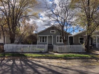 Pocatello Single Family Home For Sale: 1333 N. Harrison