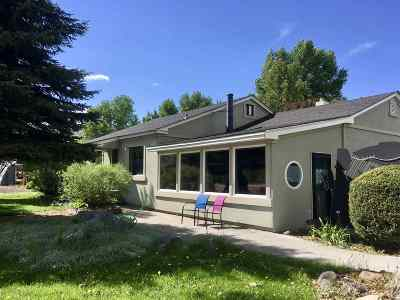 Pocatello Single Family Home For Sale: 5192 W Old Hwy 91
