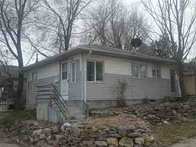 Pocatello Single Family Home For Sale: 1053 N Lincoln